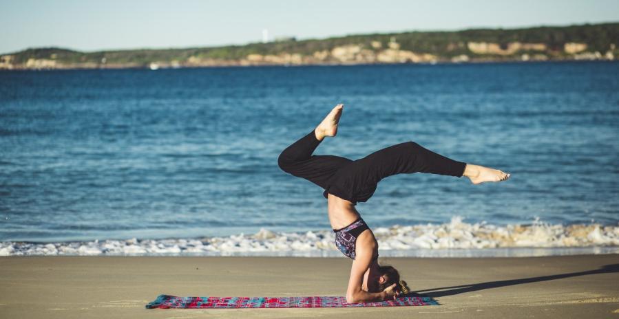 reise yogamatte
